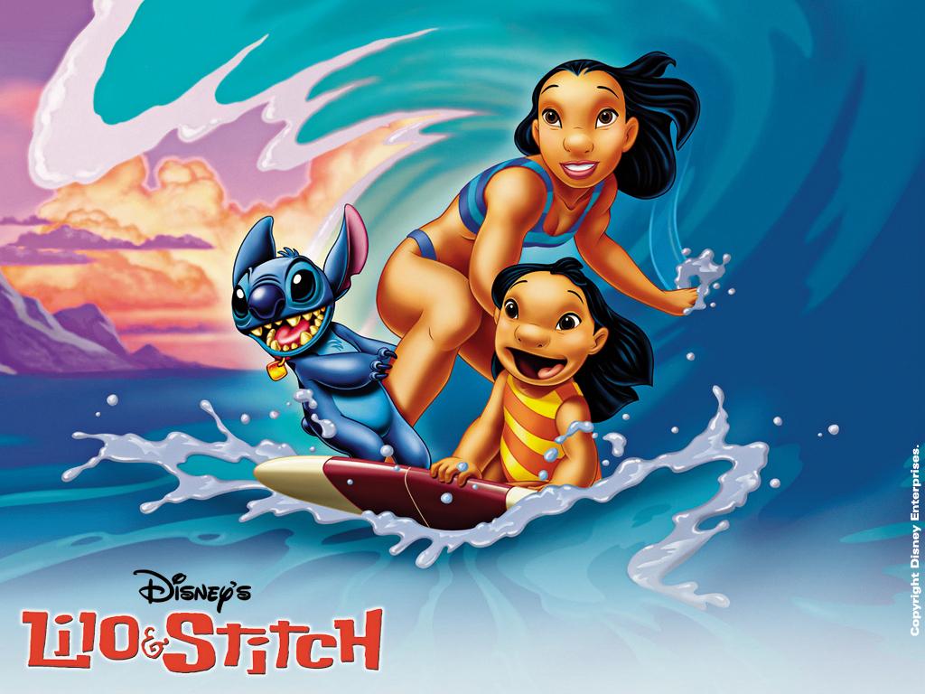 Lilo and Stitch Wallpaper lilo and stitch 5702117 1024 768jpg 1024x768