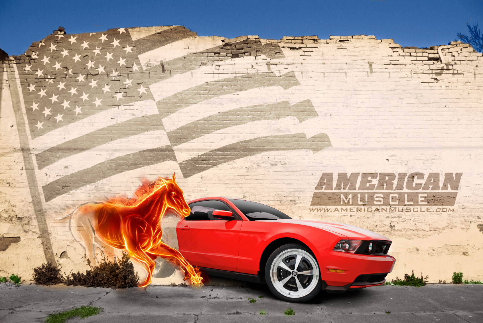 Ford Mustang Wallpapers 1694x1133