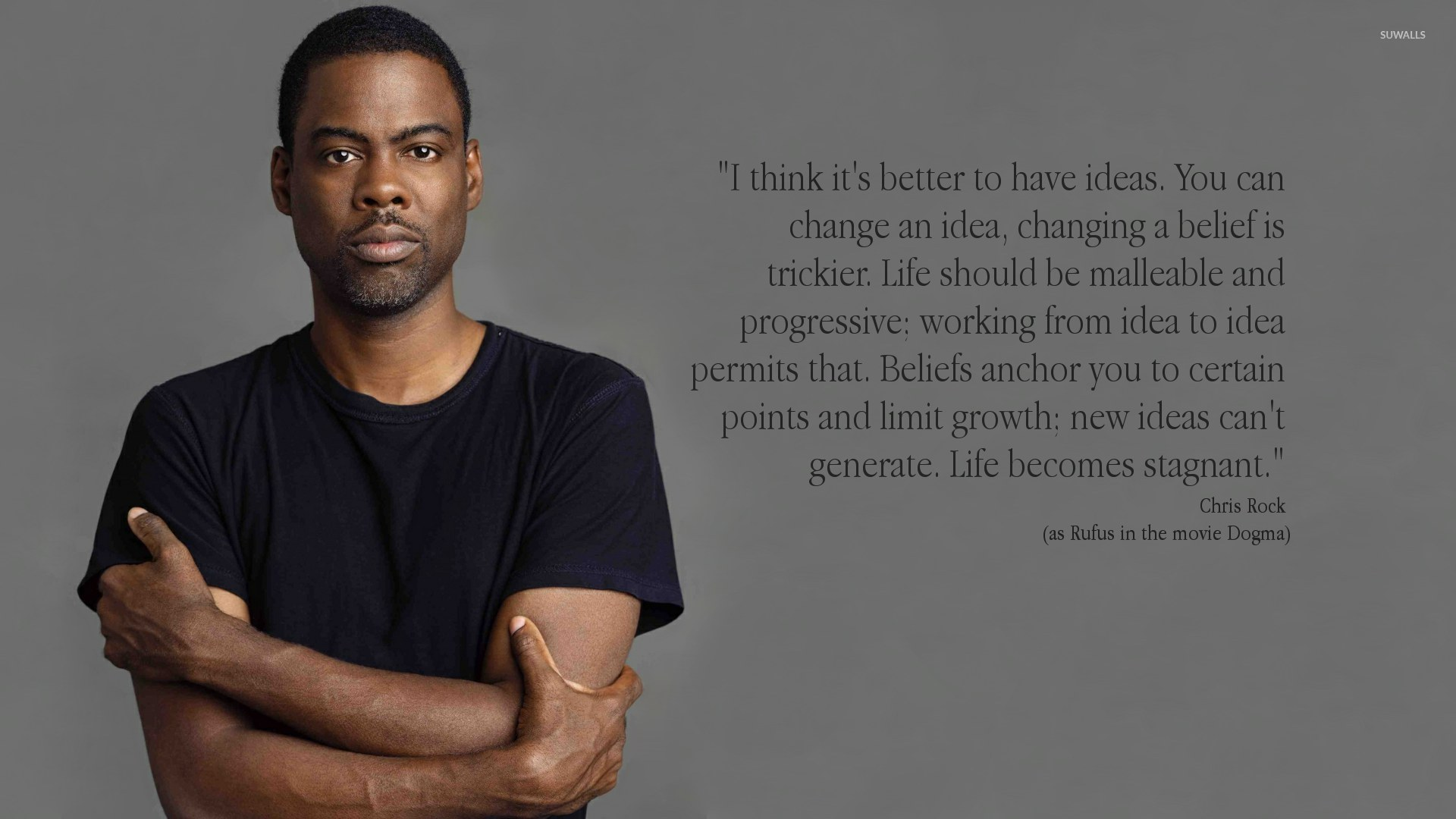 Chris Rock about ideas wallpaper   Quote wallpapers   26354 1920x1080