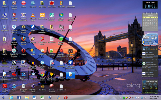 How to Set Bing Backgrounds as Wallpapers on your Desktop HardWied 560x350
