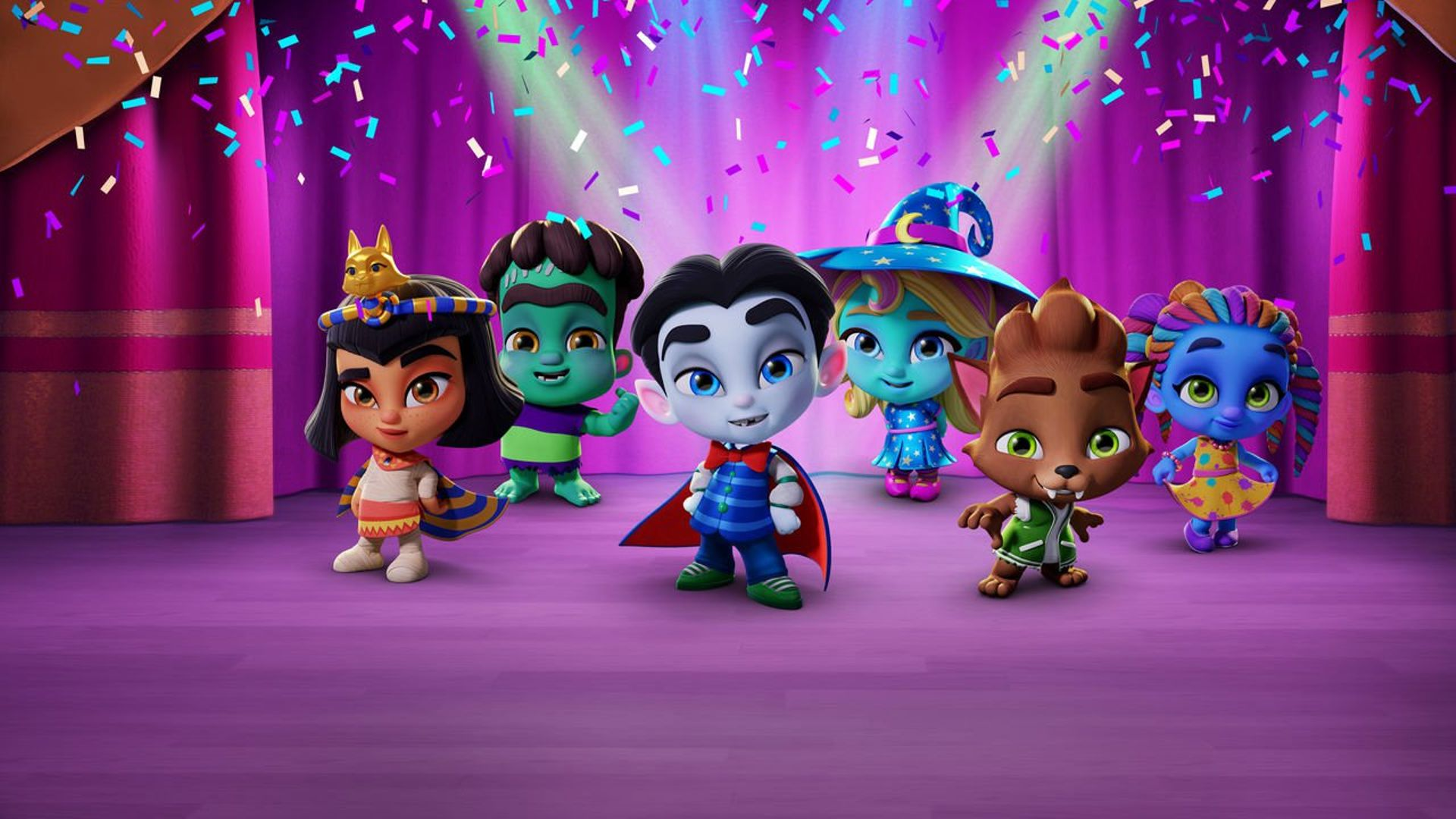 The Best Super Monsters Wallpapers All Details You Need to Know 1920x1080
