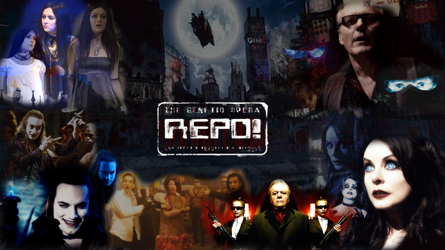 Repo The Genetic Wallpaper by WestEndChick 900x506