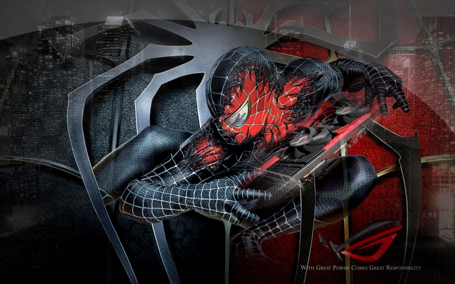 40 Amazing Spiderman Wallpaper HD for PC 1920x1200