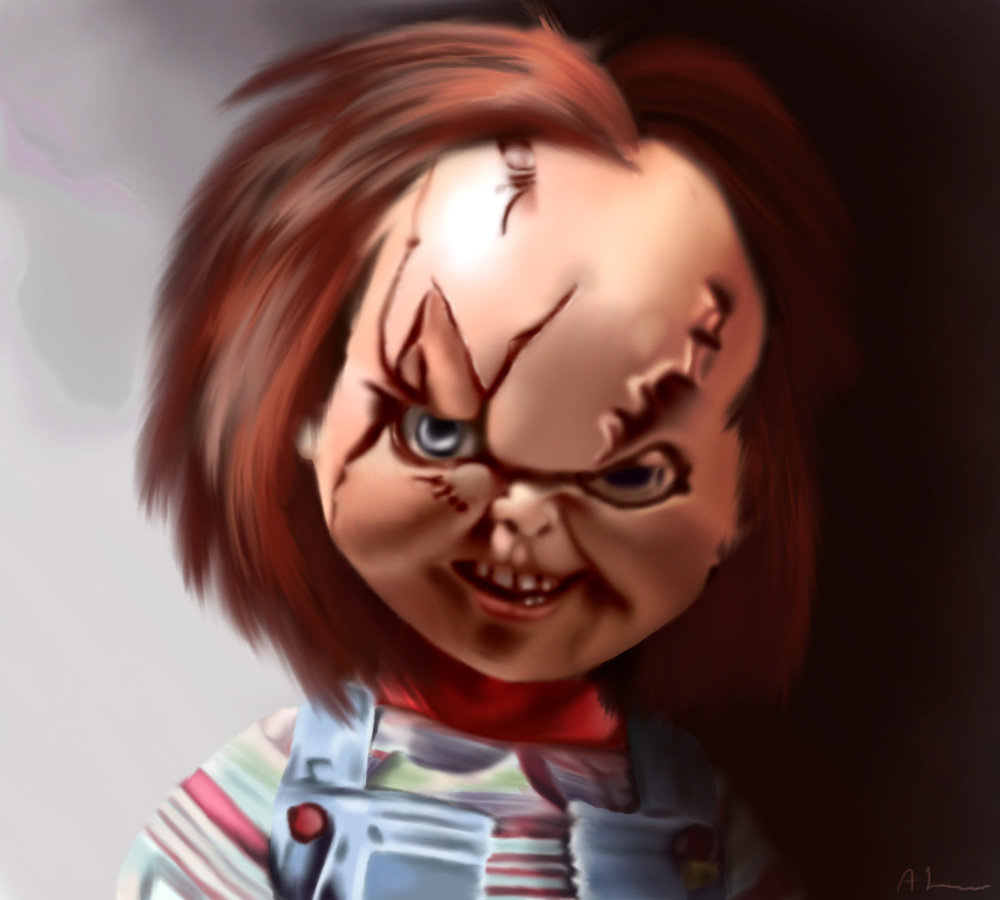 Chucky The Killer Doll Drawings Download