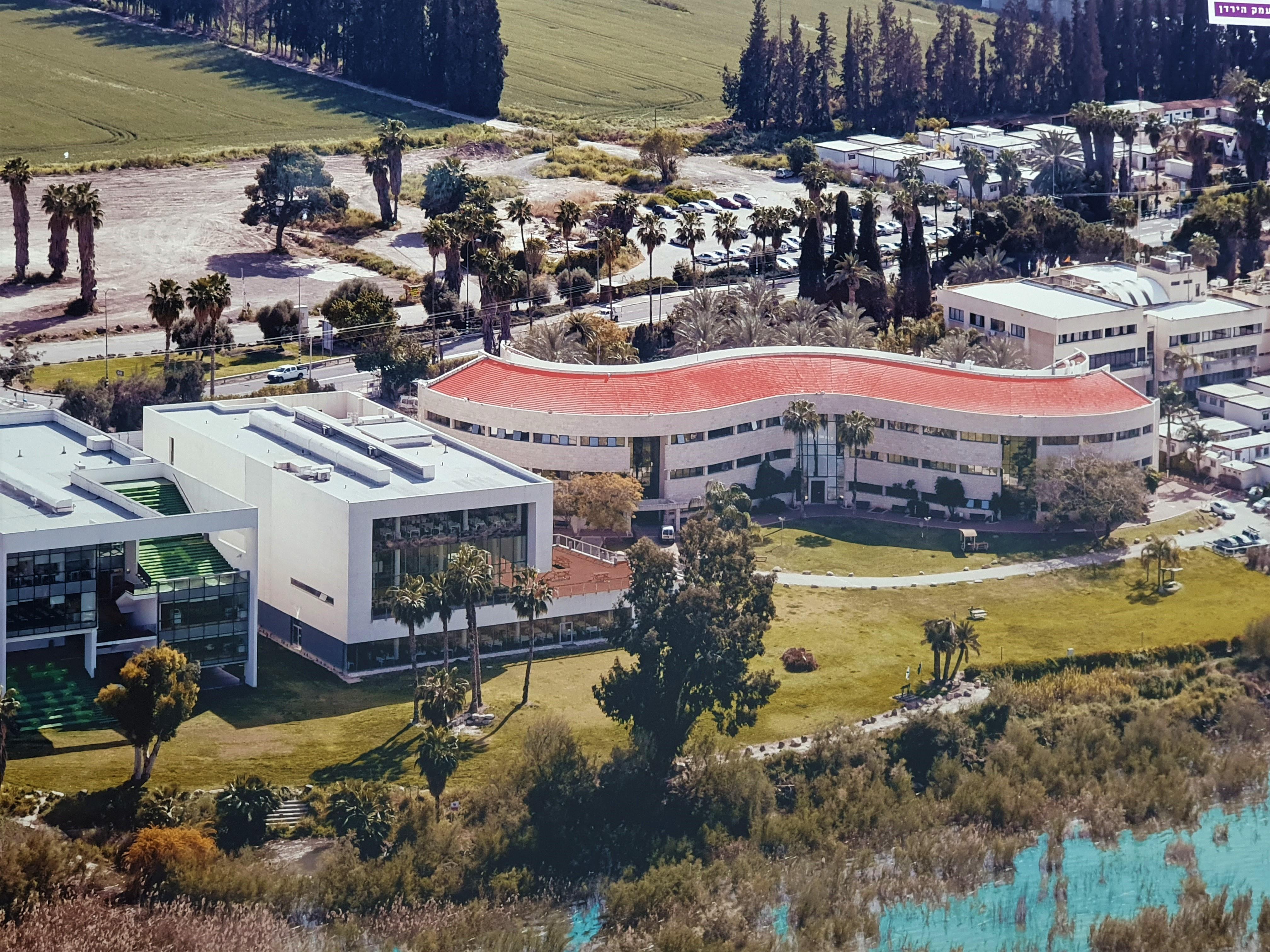 FileAerial shot over Kinneret Collegejpg   Wikipedia 4032x3024