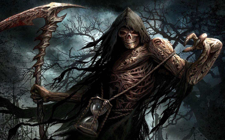 Images Of Cartoon Reaper Wallpaper Background 21596   AxSoris 1440x900