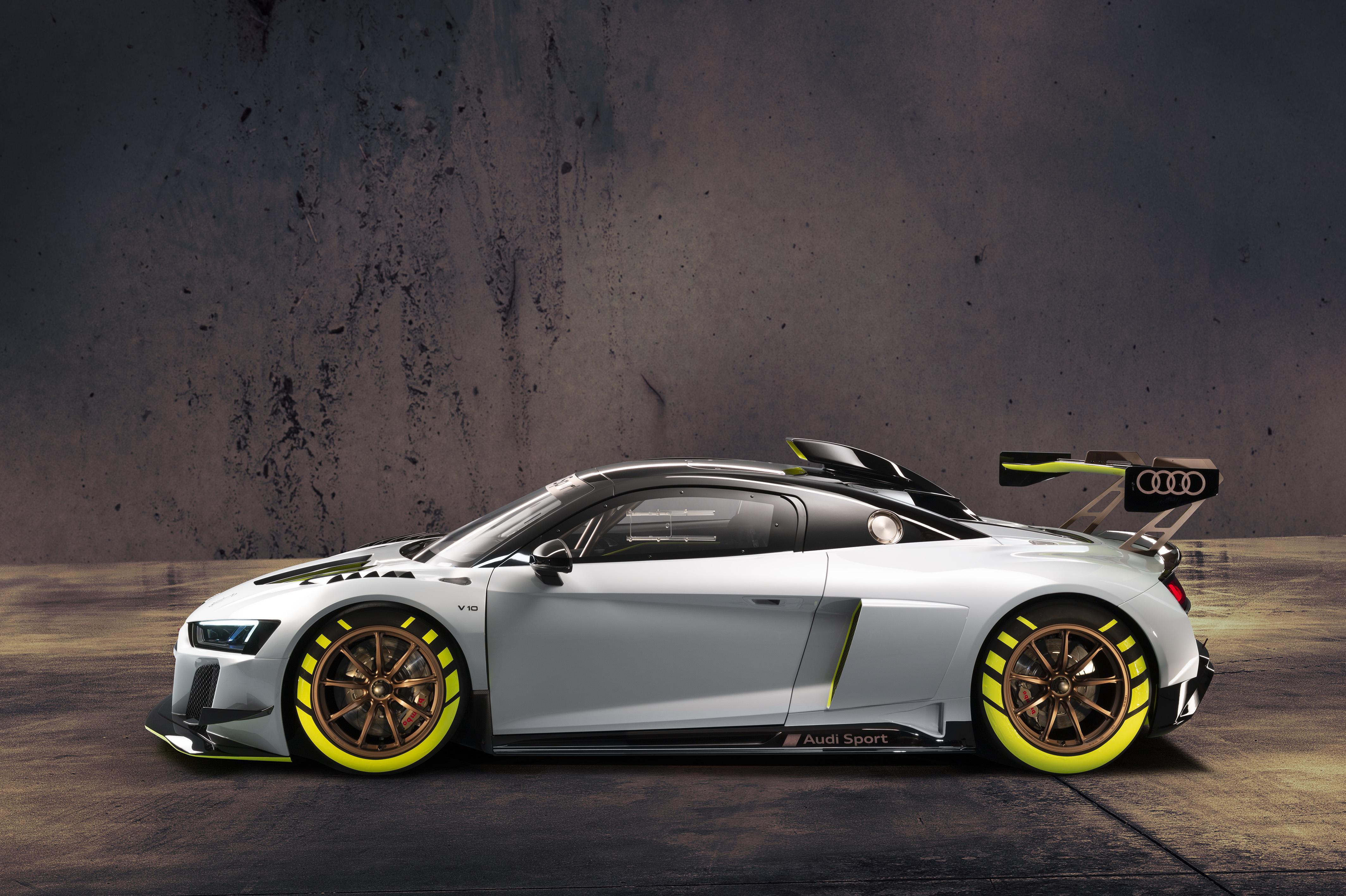 2020 Audi R8 LMS GT2 4k Ultra HD Wallpaper Background Image 4256x2833
