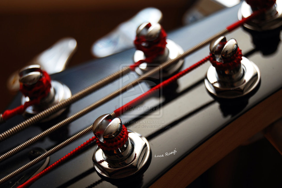 String Bass Guitar Wallpaper Bass guitar 4 by skavenlord 1092x731