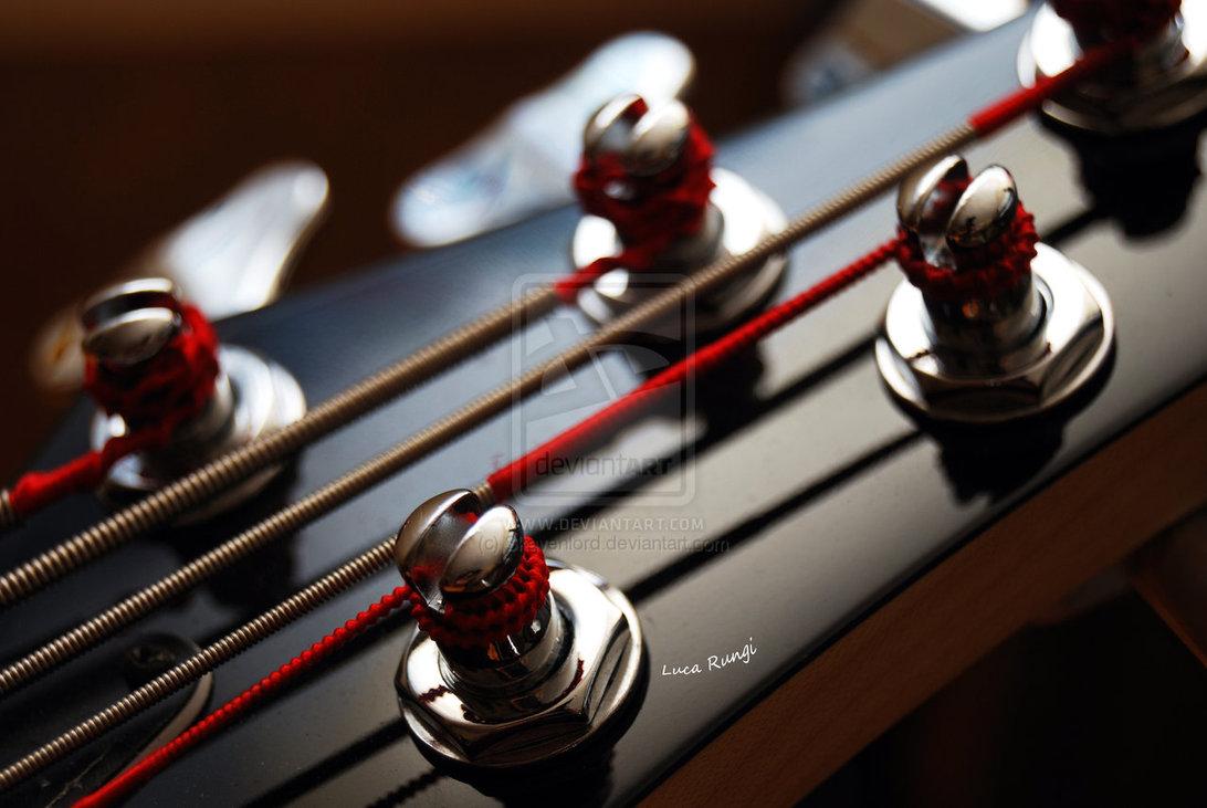 String Bass Guitar Wallpaper 4 By Skavenlord