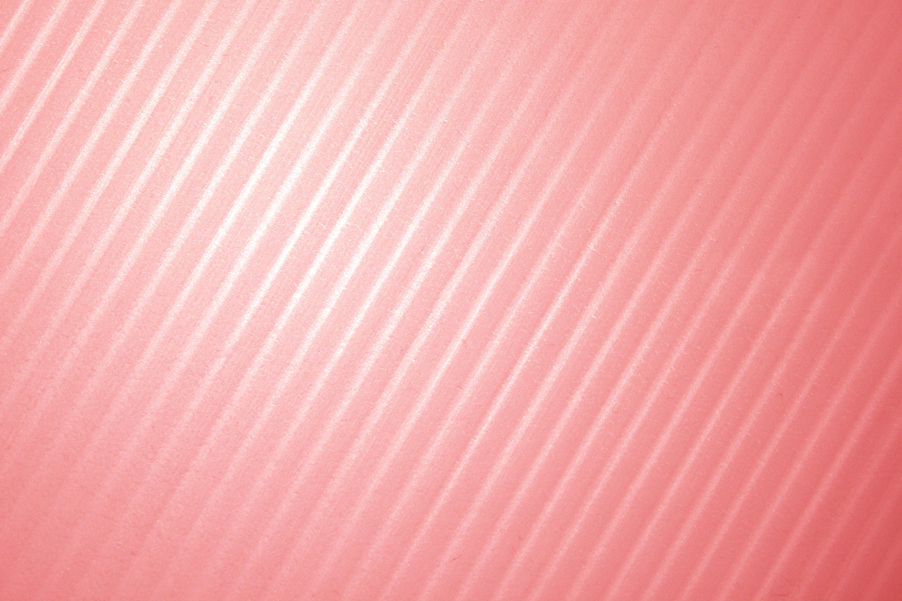 Salmon Red Diagonal Striped Plastic Texture Picture Photograph 3000x2000