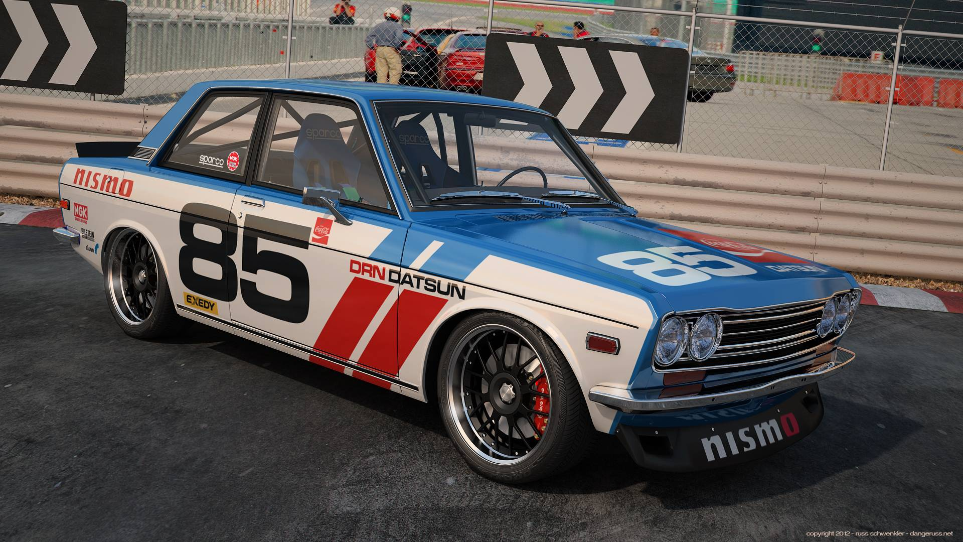 Datsun 510 Wallpapers 1920x1080