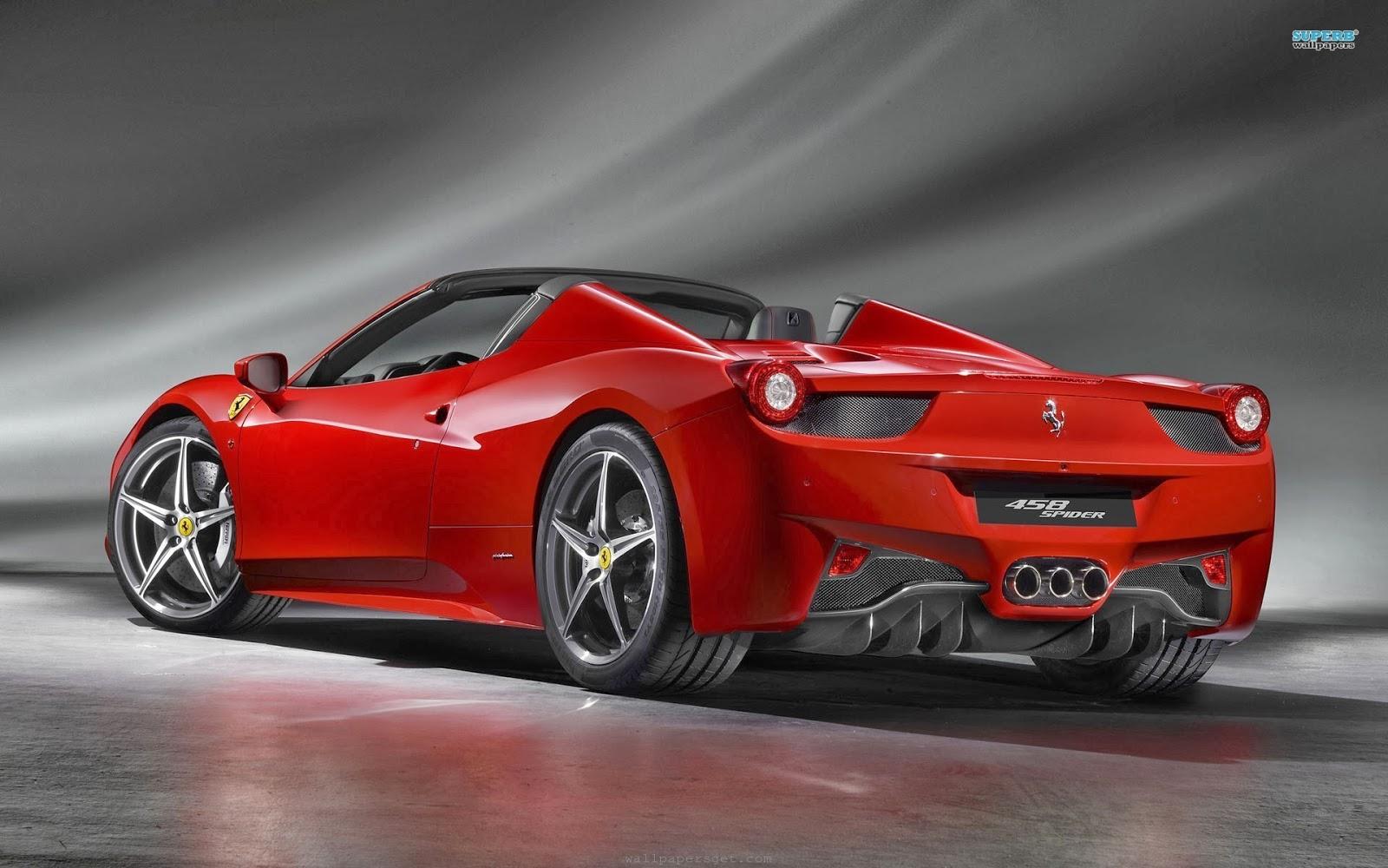 HD Wallpapers Ferrari 458 Italia Wallpapers 1600x1000