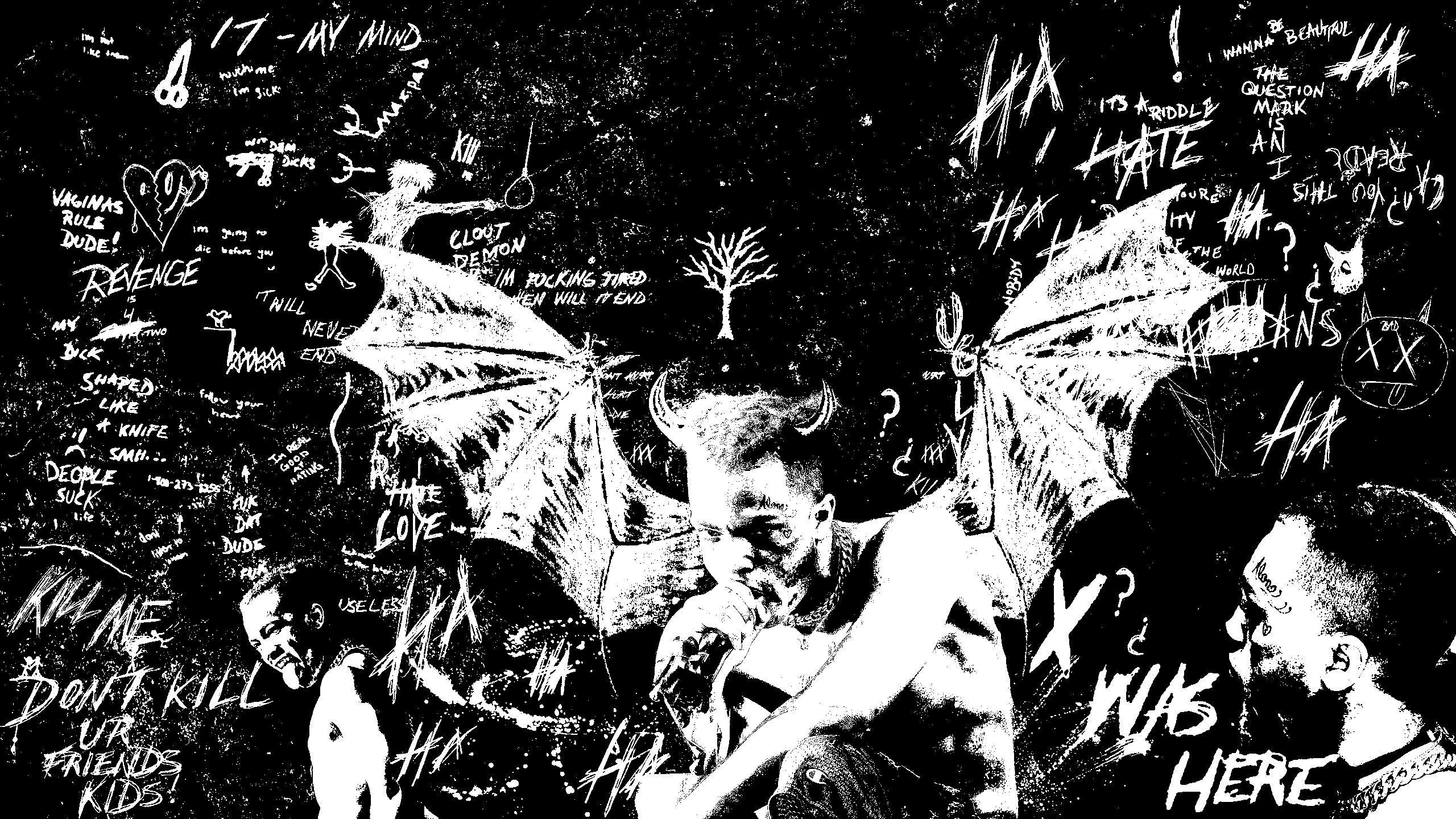 2560x1440 xxxtentacion wallpaper from reddit   Album on Imgur 2560x1440