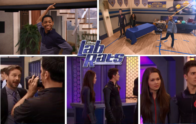 Lab Rats AAD Wallpaper TEMP copycopypng   Disney XDs Lab Rats Wiki 640x405