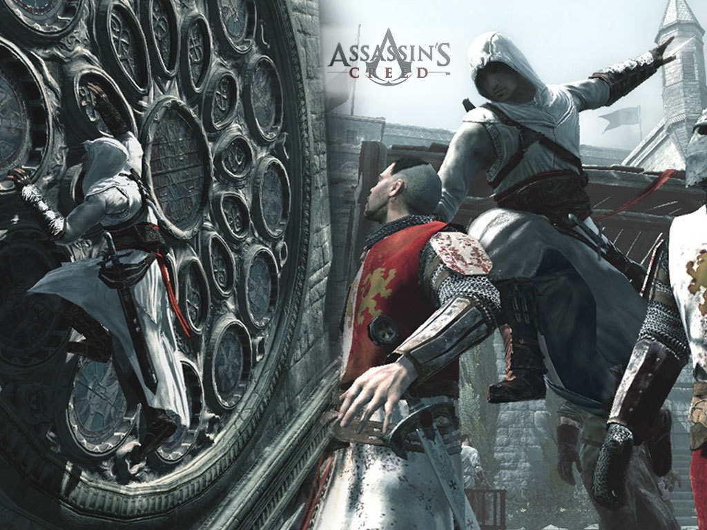 Assassins Creed Wallpaper   Assassins Creed Wallpaper 1024x768