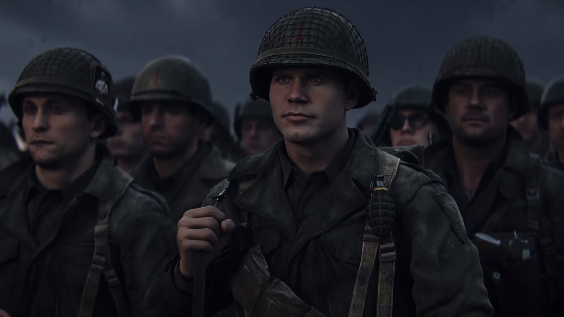 Meet A Few Of The Good Men In Our Squad For Call Of Duty WWII 1920x1080