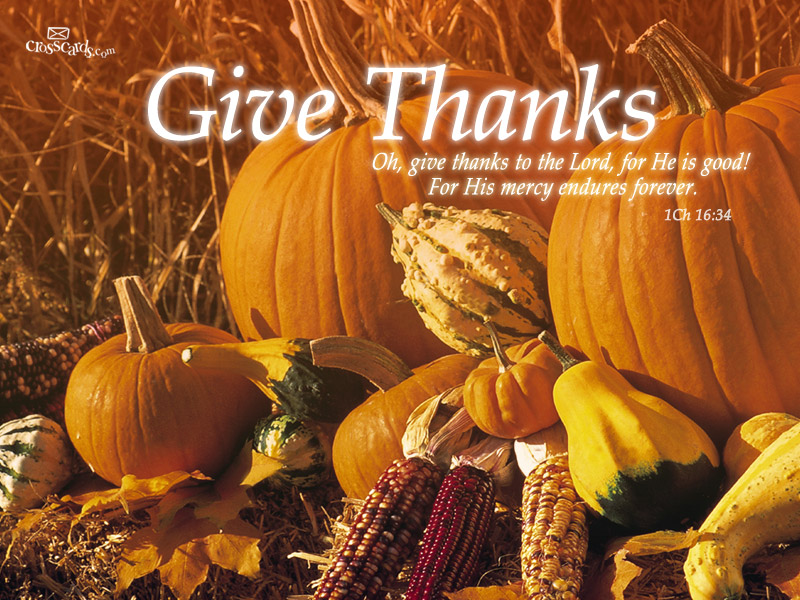 Give Thanks Desktop Wallpaper   Scripture Verses Backgrounds 800x600