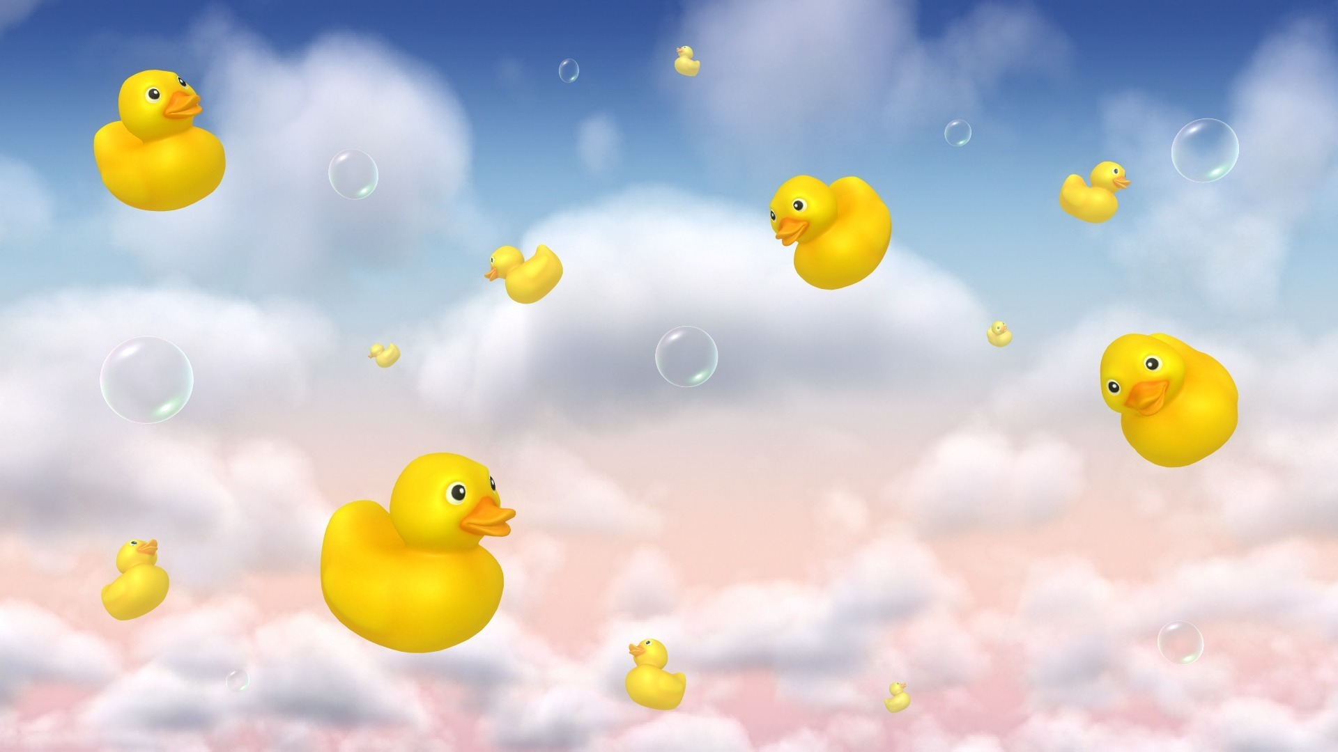 Rubber Duck Wallpaper Wallpapersafari