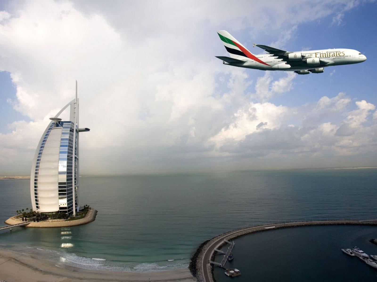 Emirates Dubai Burj Al Arab Wallpapers HD Wallpapers Chainimage 1600x1200