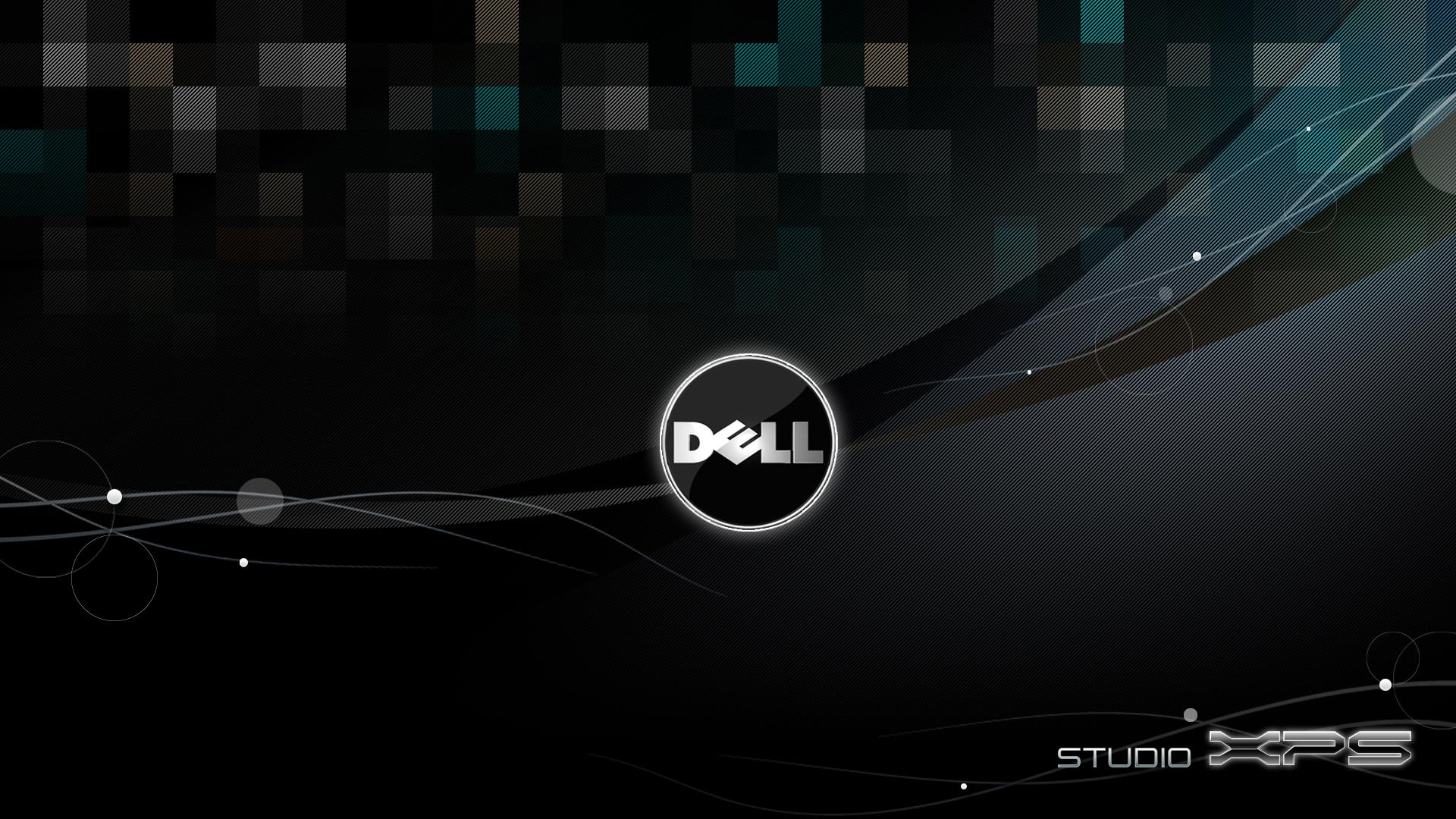 Dell Studio Wallpapers Dell Wallpaper Black 1920x1080