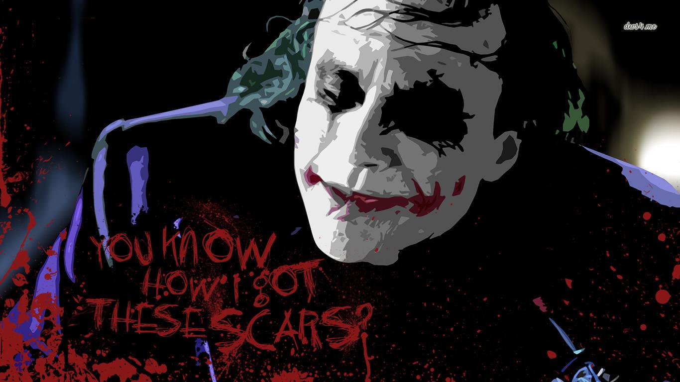 Joker wallpaper   Movie wallpapers   1606 1366x768