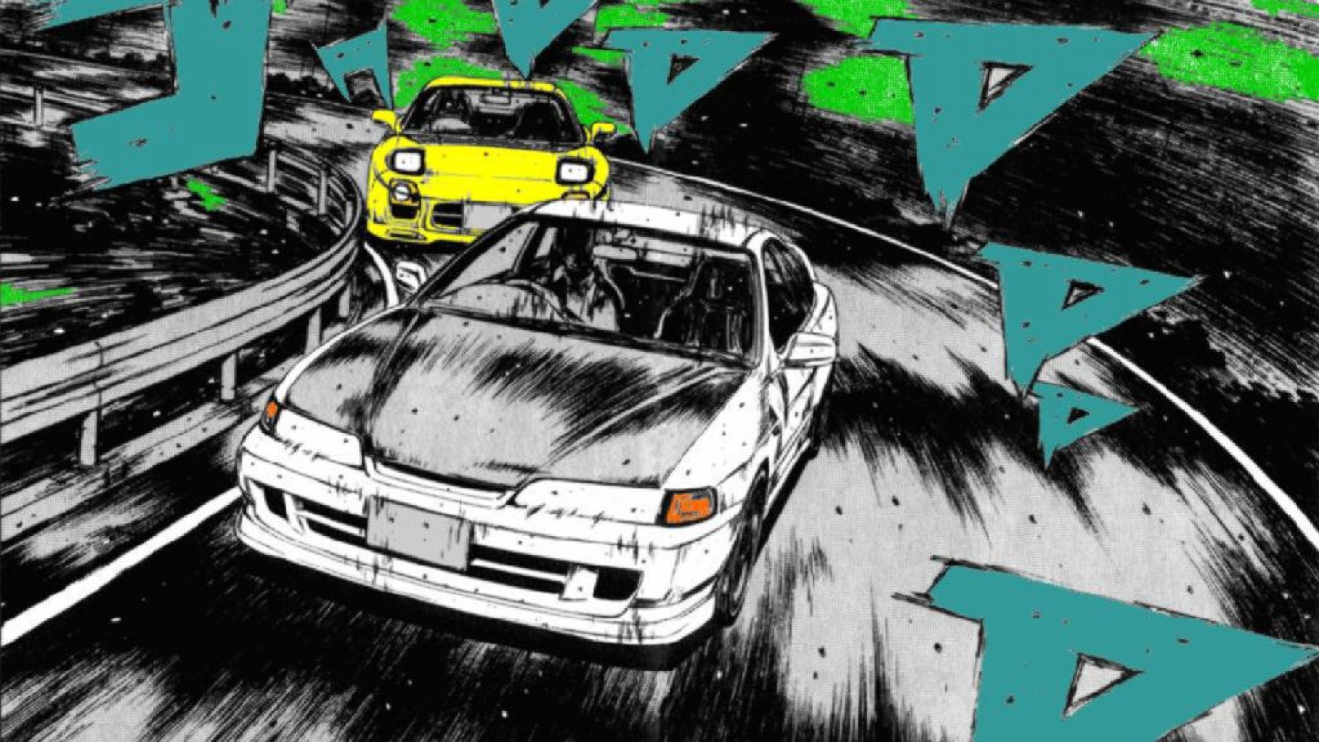 Initial D Wallpaper HD 1920x1080