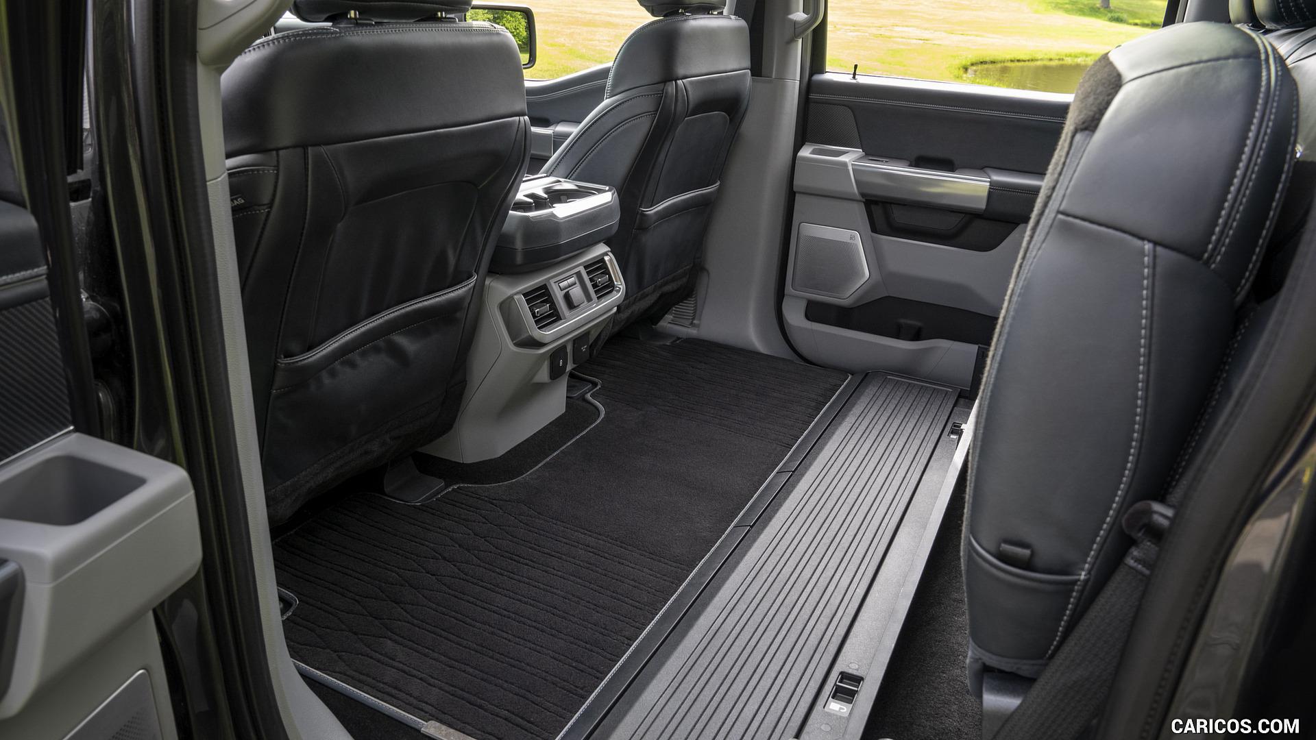 2021 Ford F 150   Interior HD Wallpaper 41 1920x1080