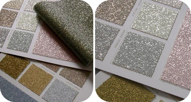 glitter wall paper on Glitter Wallpaper 637x340