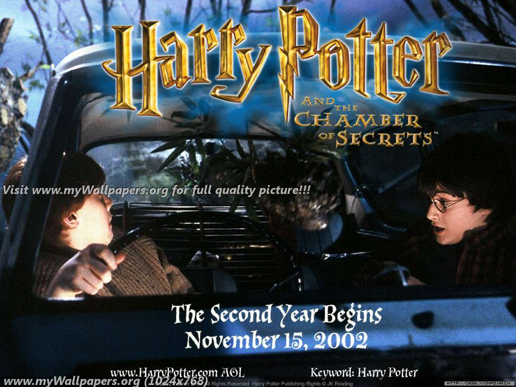 secrets wallpapers harry potter and the chamber of secrets wallpaper 1024x768