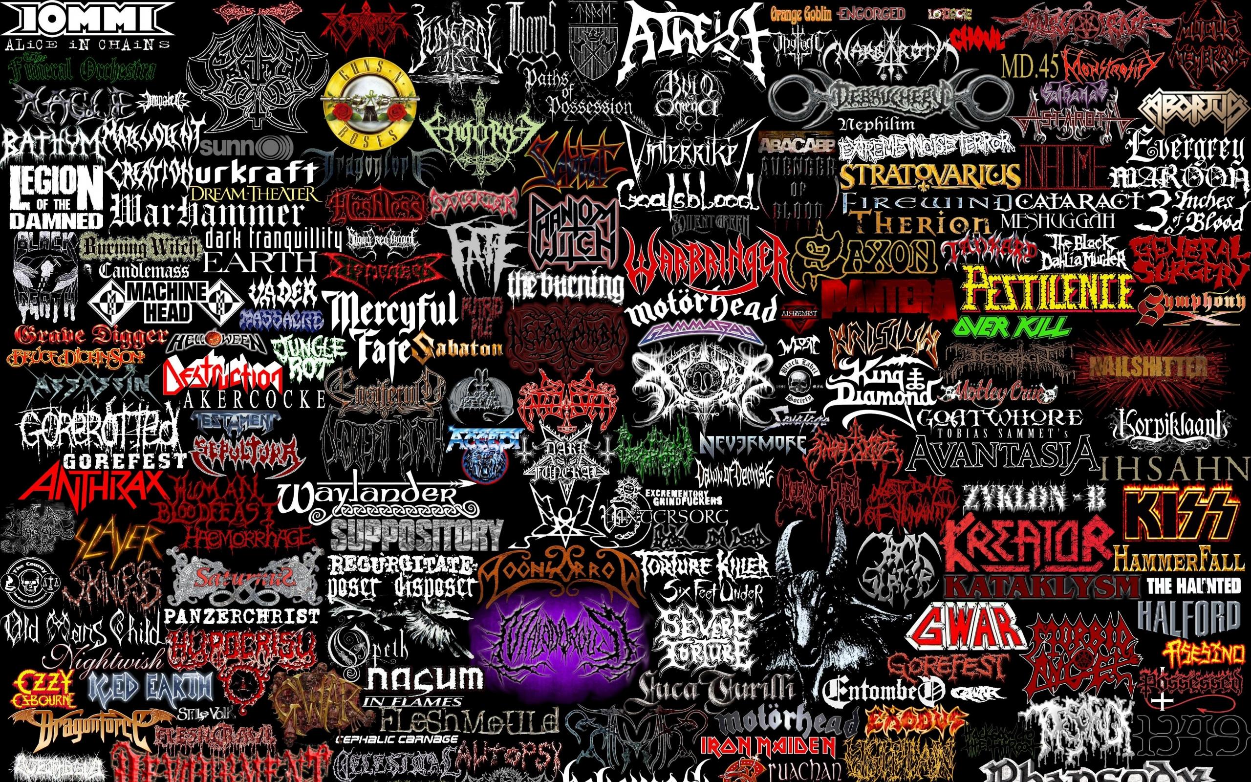... Slayer Behemoth Rock Music Guns Roses Judas Priest Desktop Wallpaper