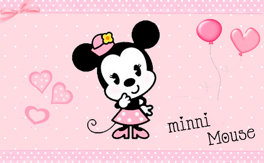 Vintage Minnie Mouse Wallpapers