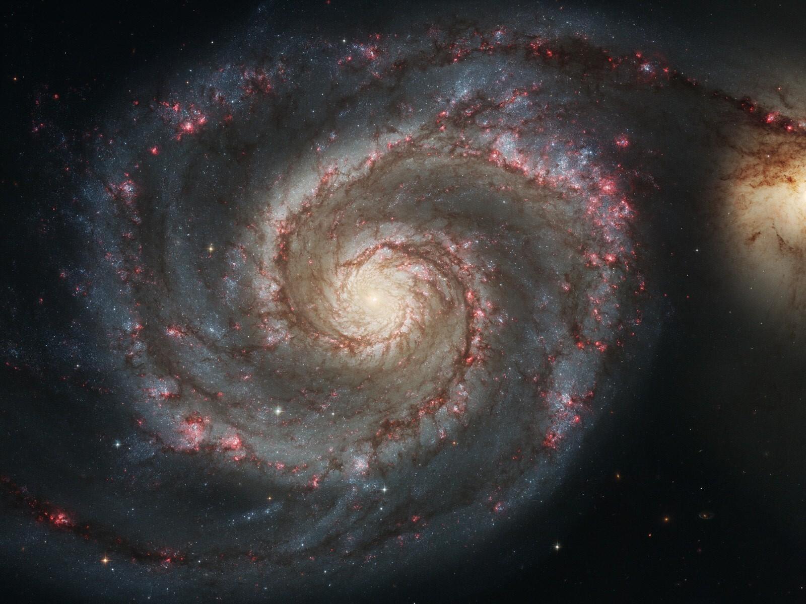Beautiful Scene of Galaxy HD Wallpapers 1600x1200
