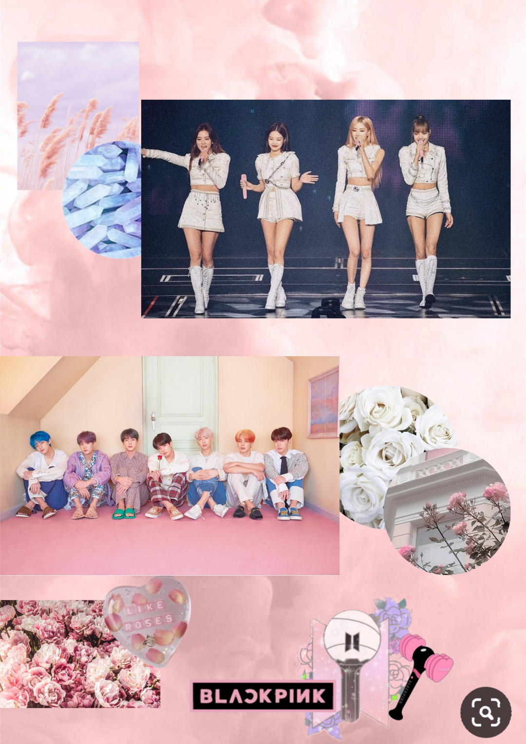 24 blackpink and BTS ideas in 2021 blackpink and bts 1080x1529
