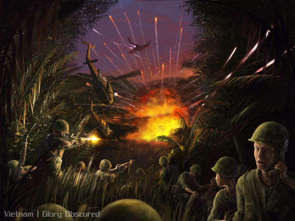 Vietnam War Wallpaper 1 1024x768