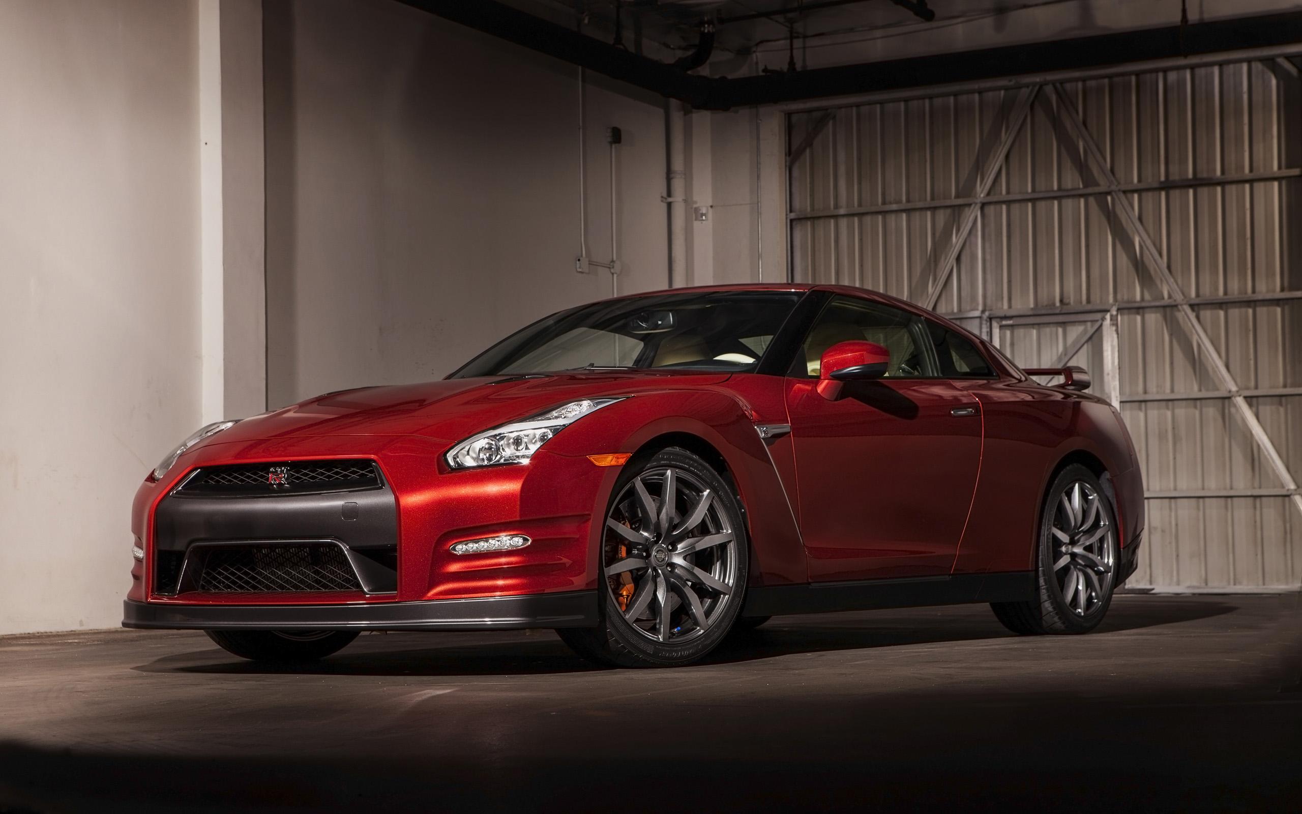 2015 Nissan GT R Wallpaper HD Car Wallpapers 2560x1600