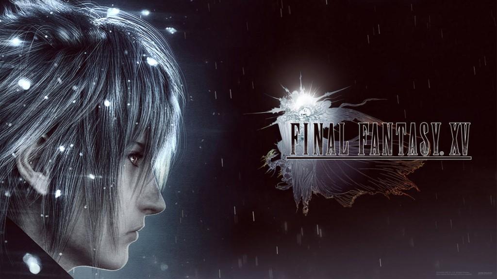 Final Fantasy Xv Wallpaper 4k Whit New Prompto By: Final Fantasy 15 Wallpapers