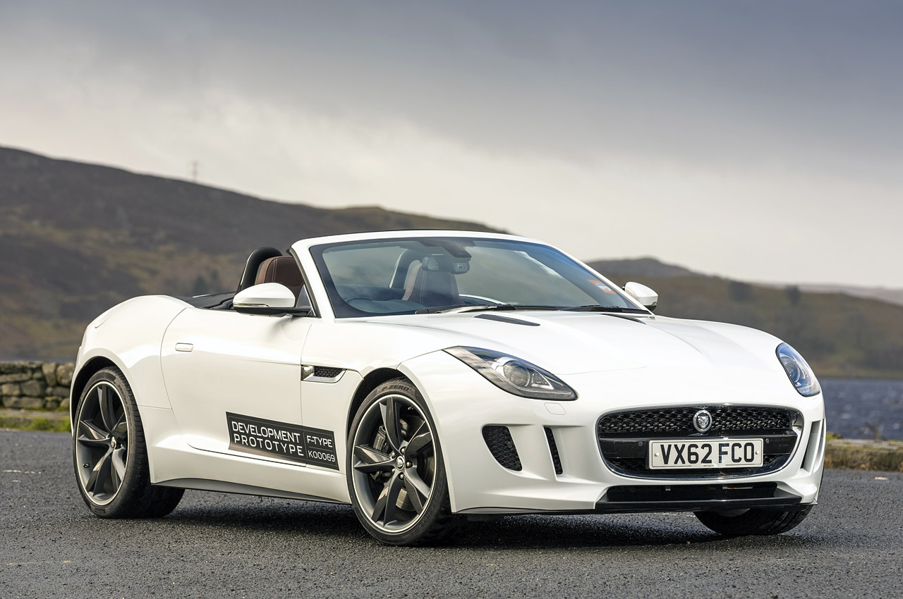 Jaguar F Type 2014 Wallpaper   PhotosJunction 1280x850