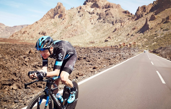 Wallpaper cyclist Christopher Froome Chris Froome Team 596x380