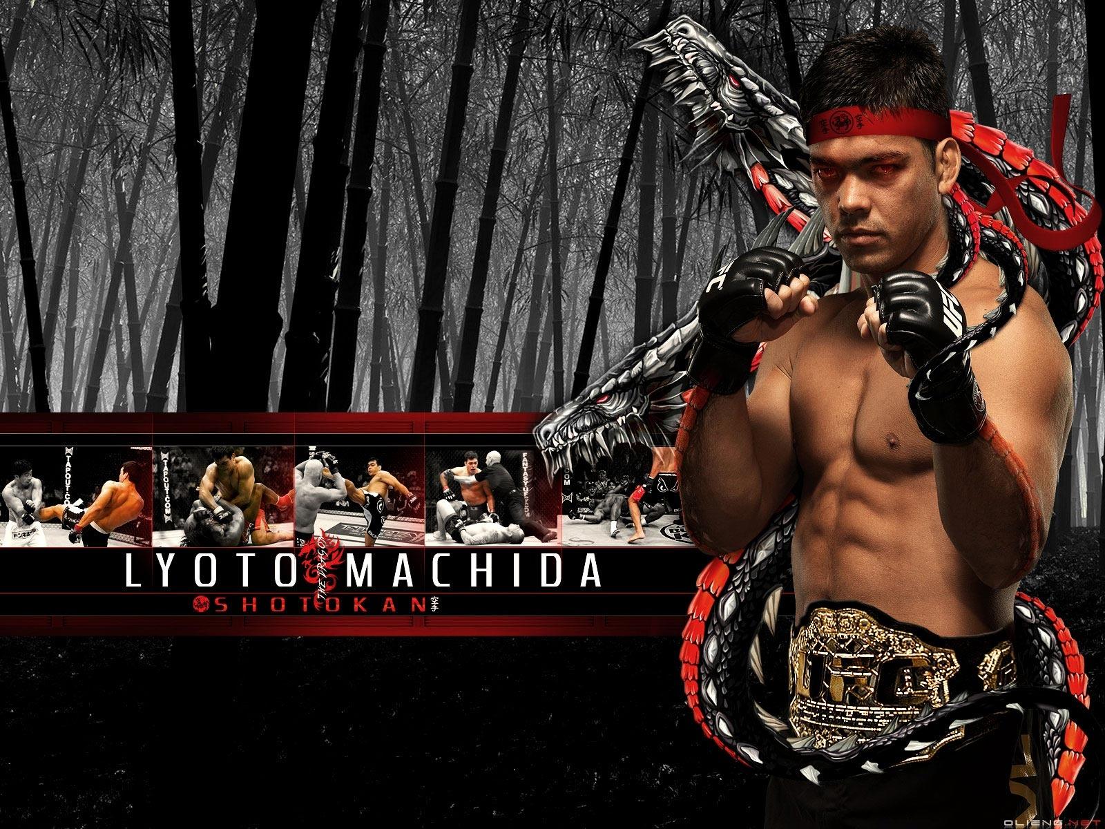 machida UFC mixed martial arts mma fight extreme wallpaper background 1600x1200