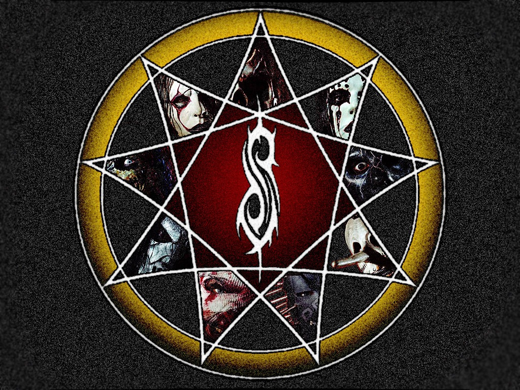 Slipknot Logo Wallpapers 1024x768