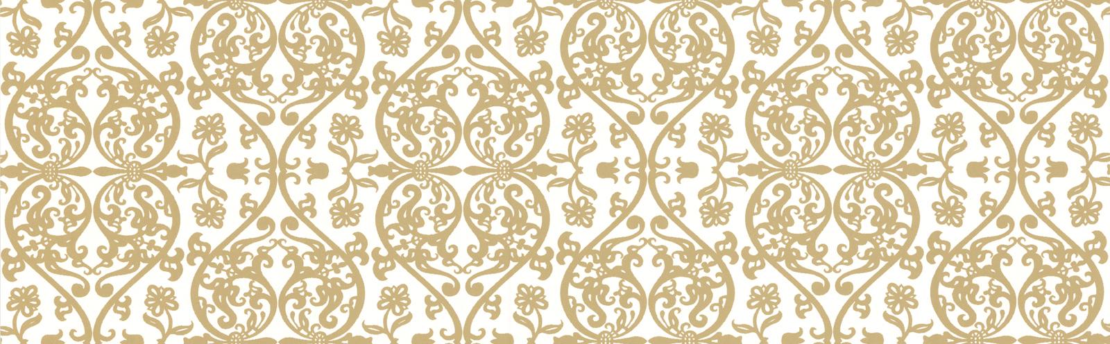 white and gold wallpaper wallpapersafari