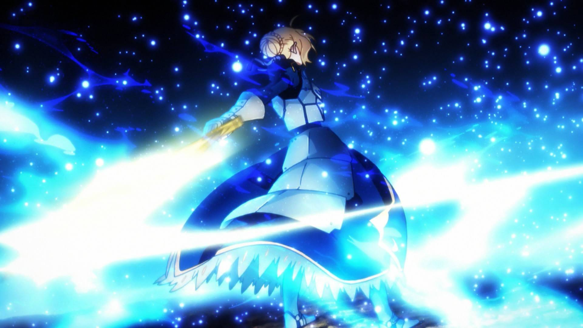 Fate Zero Saber Wallpaper Saber fatezero 19201080 1920x1080