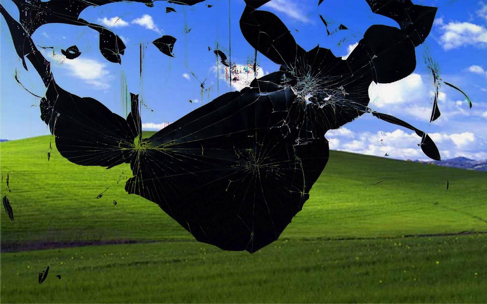 Hard Broken Windows Xp Screen Bliss Wallpaper Is Suitable wallpaper 1600x1000