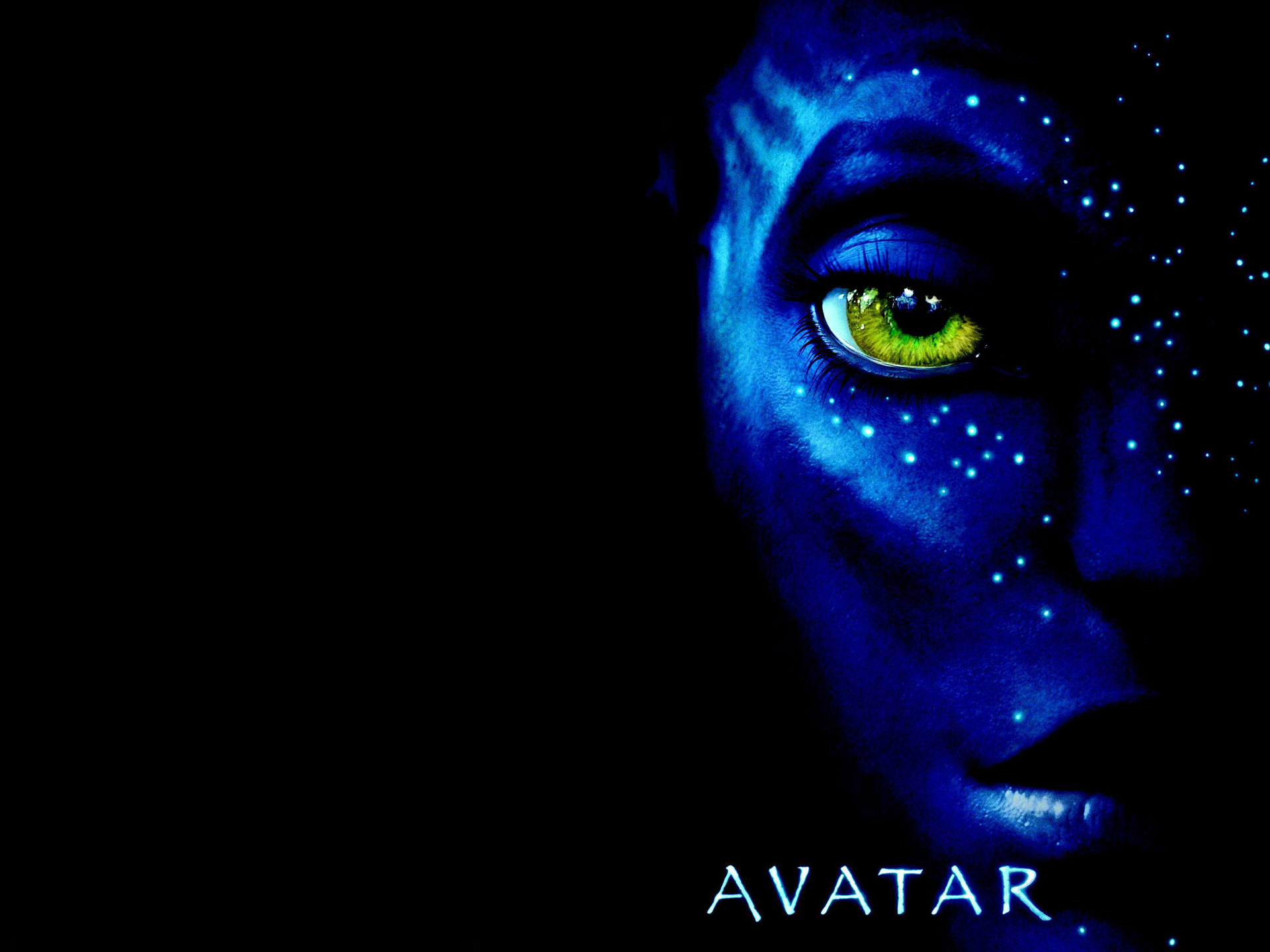 Official Avatar Movie Poster Wallpapers HD Wallpapers 1920x1440