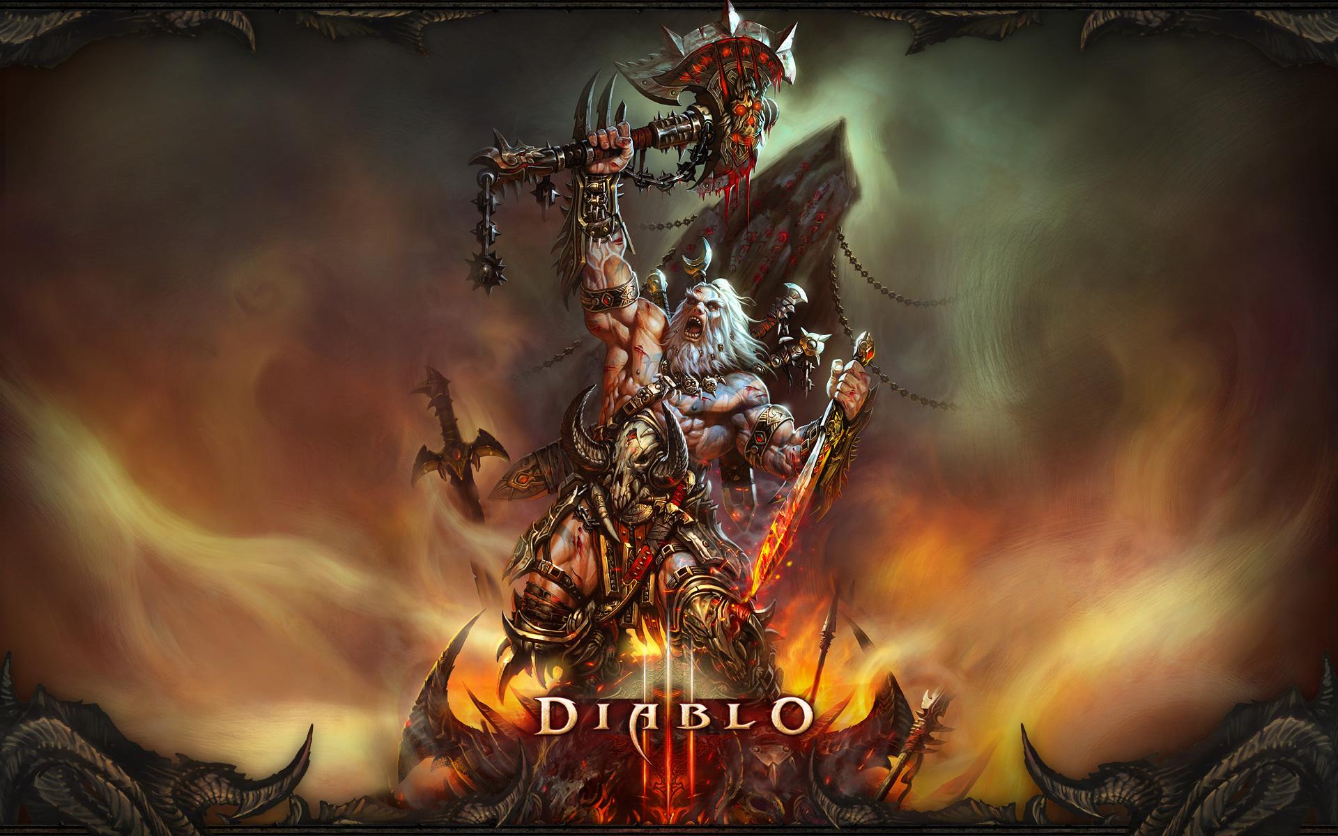 Diablo 3 barbarian wallpaper   ForWallpapercom 1920x1200