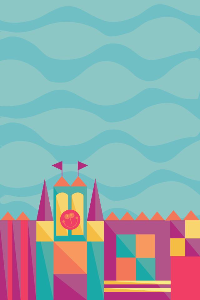Miss Blaser Free IPhone Wallpaper Disney Edition
