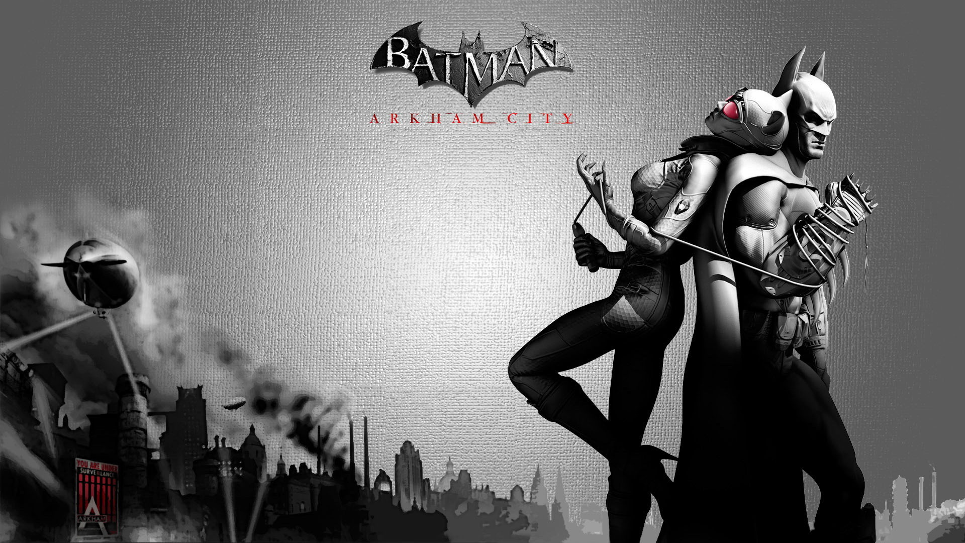 Batman   Arkham City wallpaper 14046 1920x1080