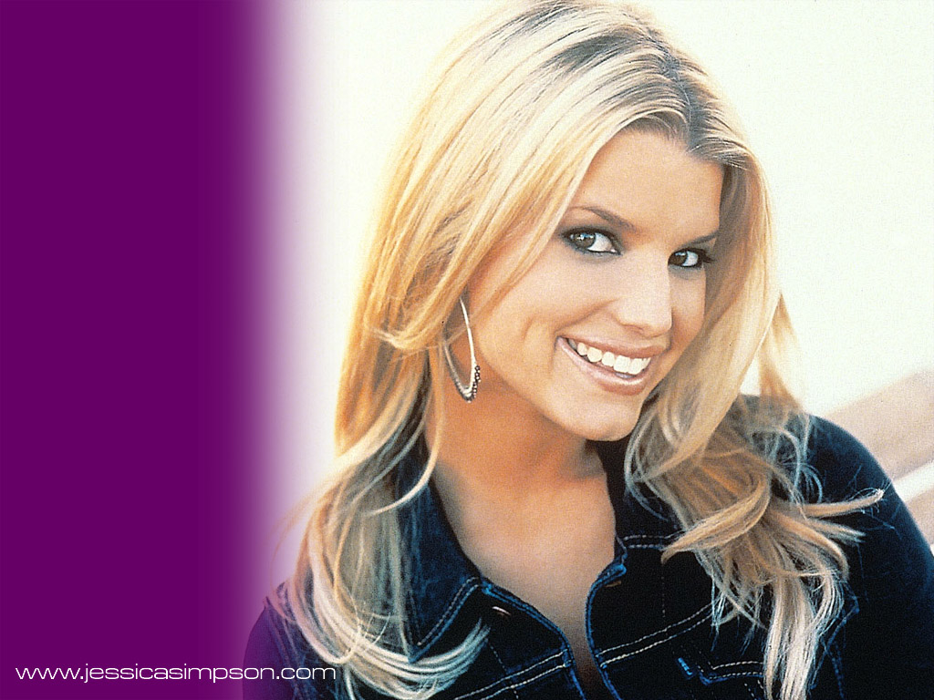 Jessica Simpson Desktop Wallpapers for HD Widescreen and 1024x768