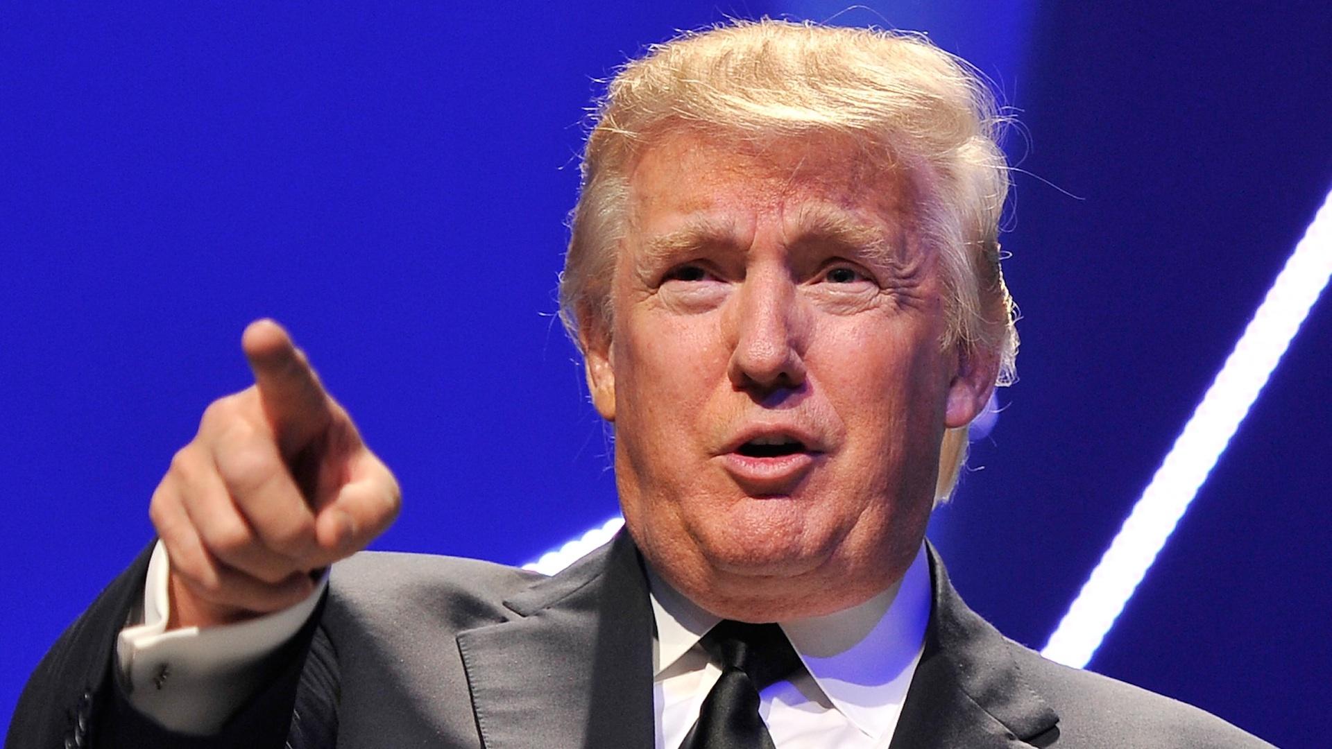 Donald Trump Wallpapers - WallpaperSafari