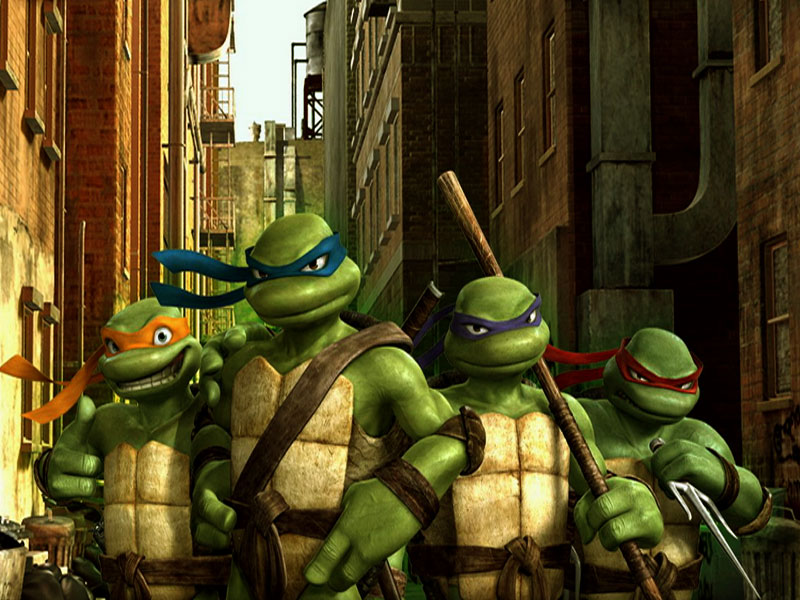 Free Ninja Turtles Wallpaper